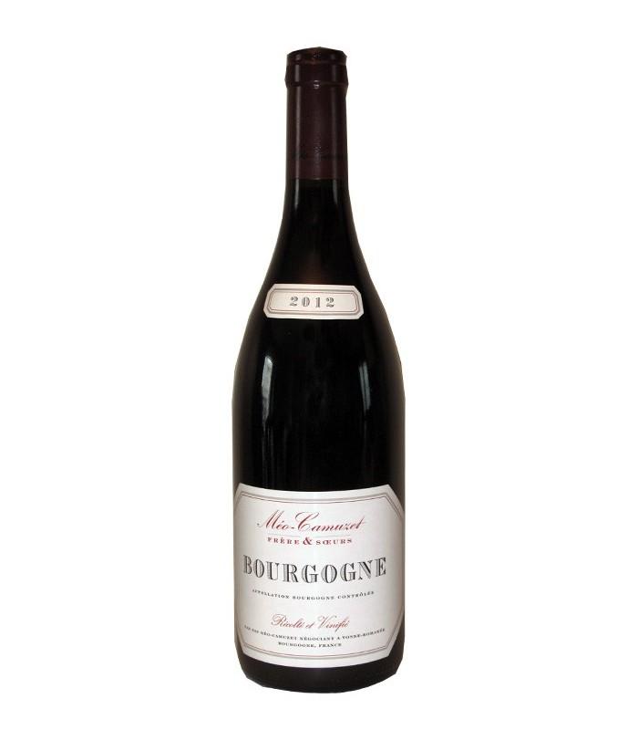 Méo Camuzet Bourgogne Pinot noir F & S 2014
