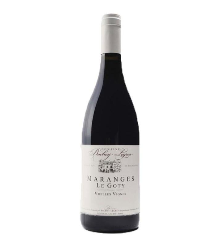 Bachey-Legros Maranges Le Goty vieilles vignes 2014
