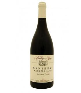Santenay rouge Clos des Hâtes 2014 - Bachey-Legros