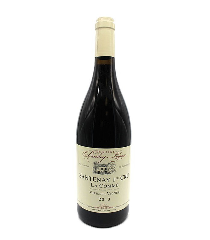 Santenay 1er Cru La Comme 2012- Bachey Legros