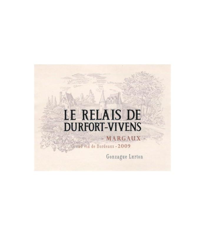 Relais de Durfort Vivens, Margaux 2011