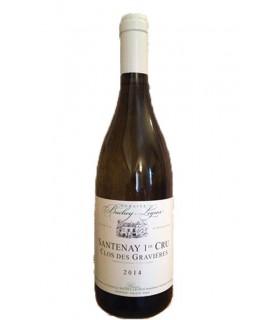 Santenay blanc 1er cru Clos des Gravières 2014 - Domaine Bachey-Legros