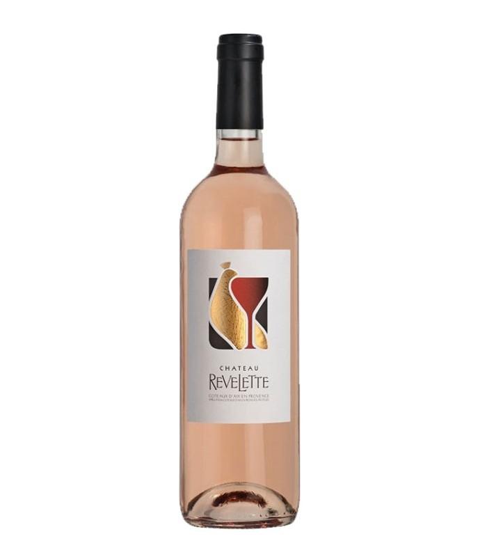 Château Revelette rosé 2015