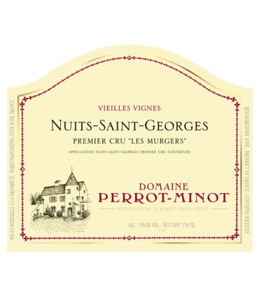Perrot-Minot - Nuits-St-Georges 1er cru Les Murgers 2007