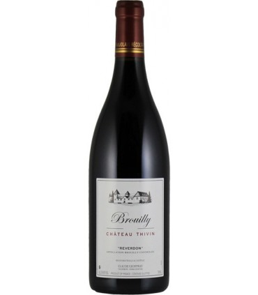 Brouilly Reverdon 2014 - Château Thivin