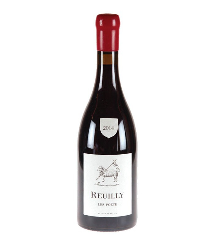 Reuilly Rouge 2014 - Domaine Les Poëte