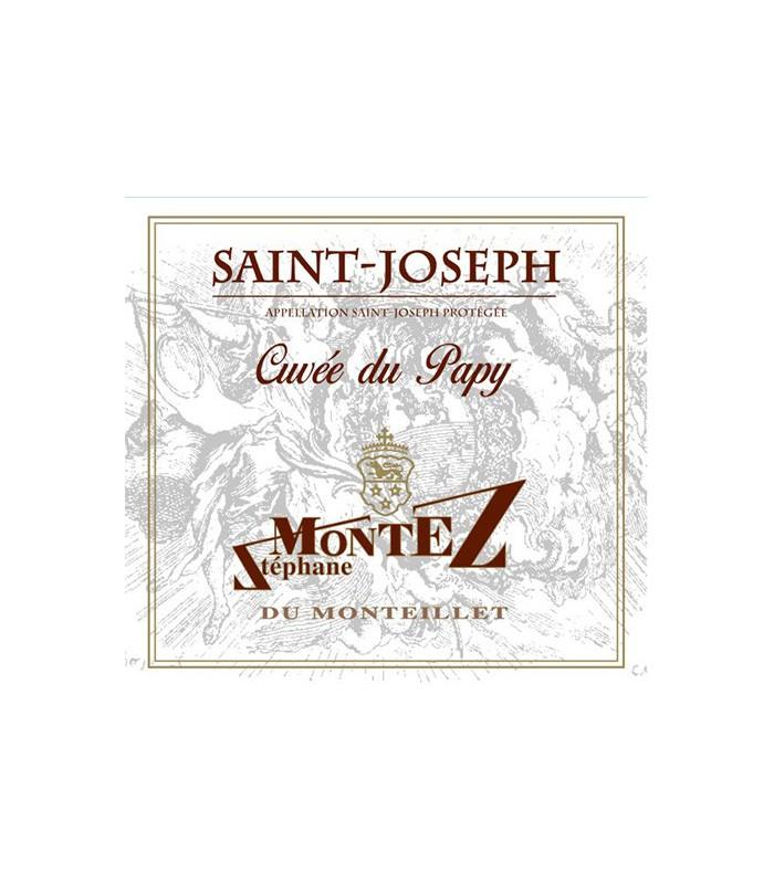 St Joseph La Cuvée du Papy 2014 - Stéphane Montez