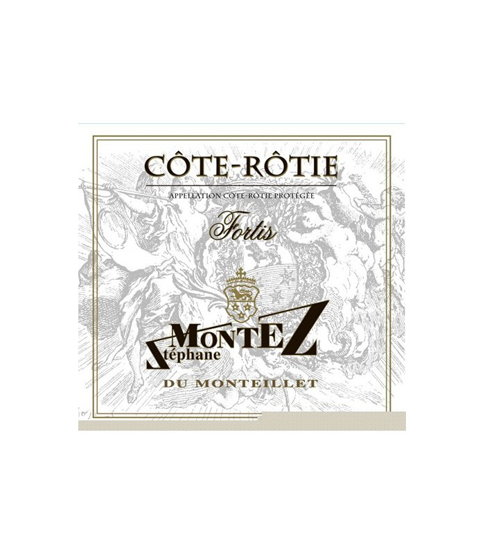 Côte-Rôtie Fortis 2014 - Stéphane Montez