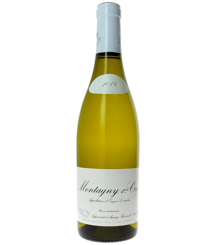 Montagny 1er Cru 2014 - Domaine Leroy