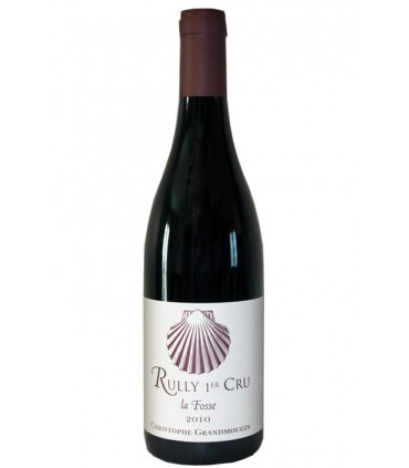 "Rully Rouge 1er Cru ""La Fosse"" , Domaine Saint-Jacques, Christophe Grandmougin 2010"