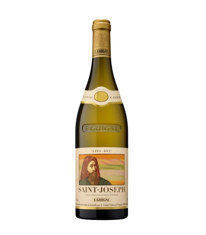 """St Joseph blanc """"Lieu Dit"""" 2015 - E. Guigal"""