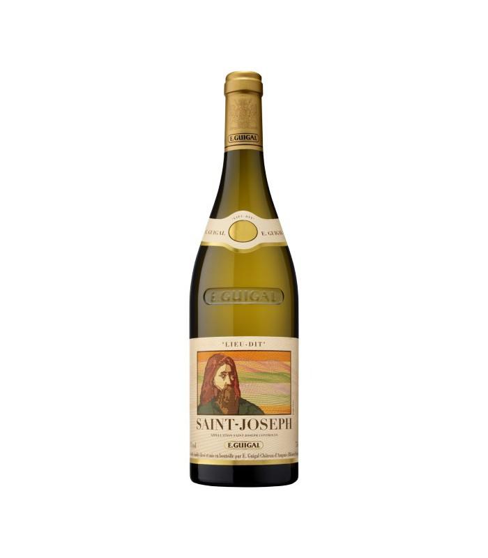 """St Joseph blanc """"Lieu Dit"""" 2014 - E. Guigal"""