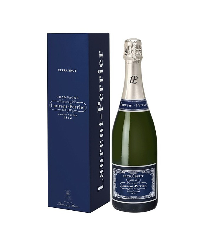 Laurent-Perrier Ultra Brut avec étui