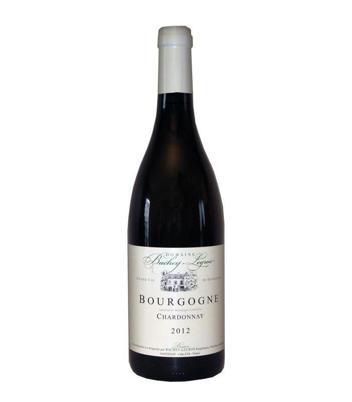 Bourgogne Chardonnay, Domaine Bachey Legros 2012