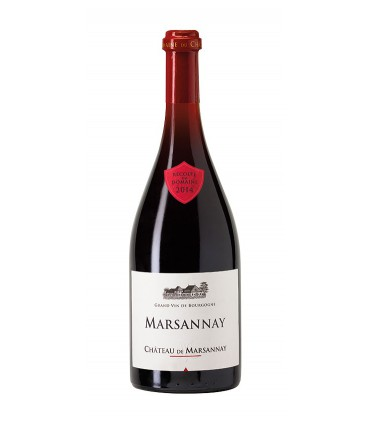 Marsannay rouge 2014 - Château de Marsannay