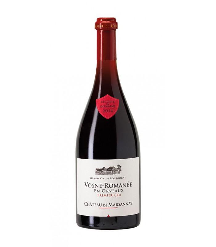 Vosne-Romanée 1er Cru En Orveaux 2011 - Château de Marsannay