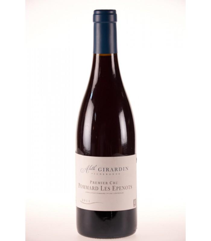 Aleth Girardin  - Pommard 1er Cru Les Epenots 2009