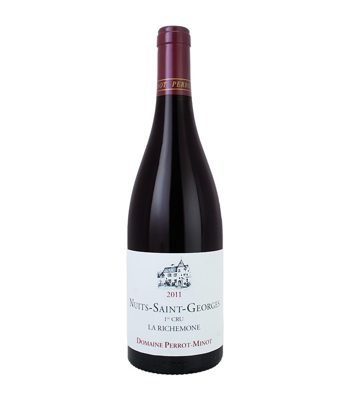 Nuits-St-Georges 1er Cru La Richemone 2011- Perrot-Minot