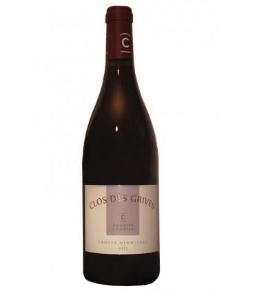 Crozes-Hermitage Clos des Grives Rouge 2014 - Domaine Combier