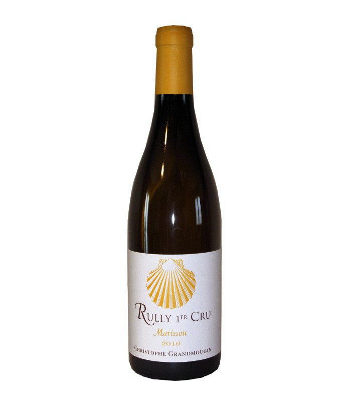 "Rully blanc 1er Cru ""Marissou"", Domaine Saint-Jacques, Christophe Grandmougin 2010"