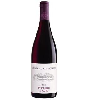 Fleurie Le Pré du Roi 2014 - Château de Poncié