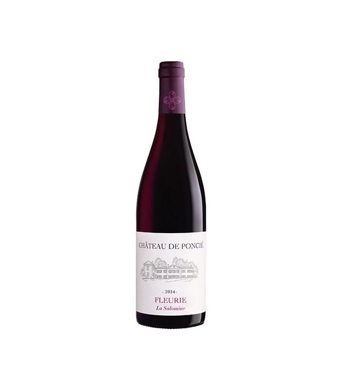 Fleurie La Salomine 2014 - Château de Poncié