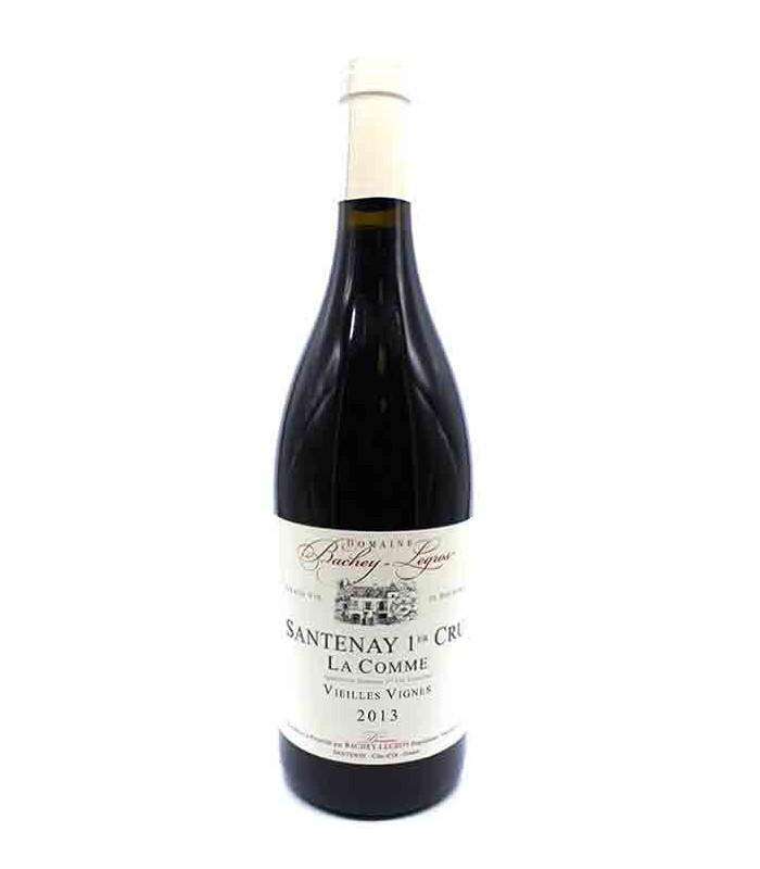 Santenay 1er Cru La Comme 2013- Bachey Legros