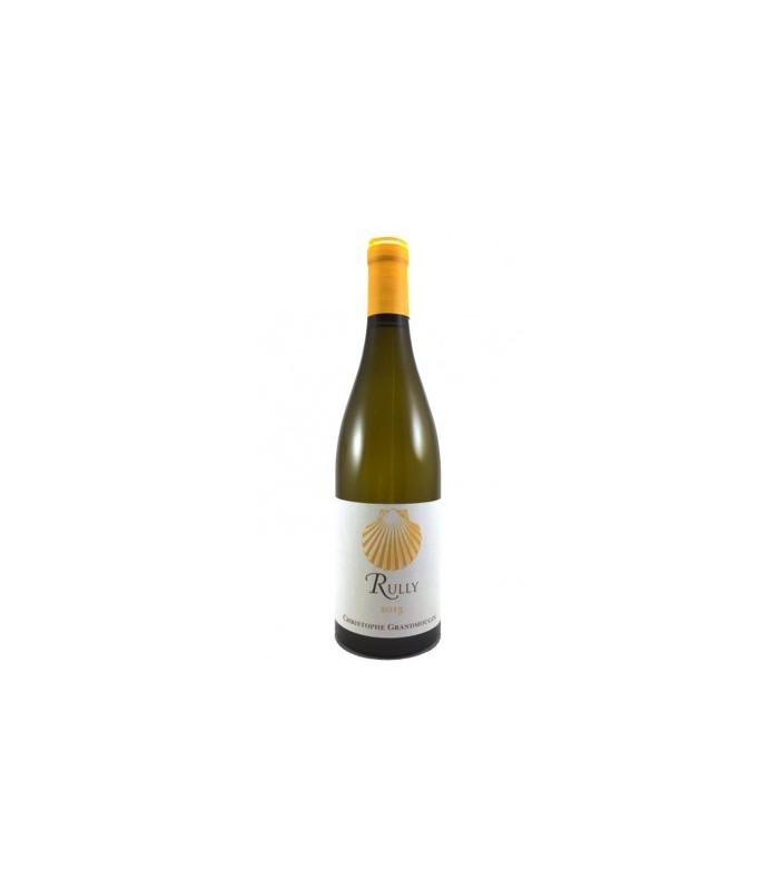 Rully blanc 2015 - Domaine St Jacques