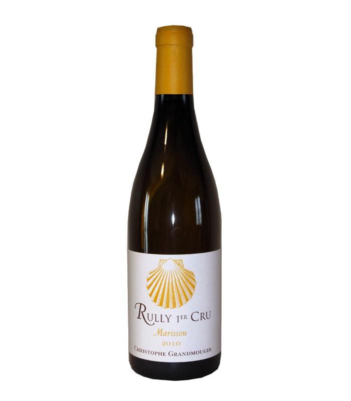 Rully Blanc 1er Cru Marissou 2015 - Domaine St Jacques