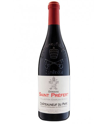 Châteauneuf-du-Pape Collection Charles Giraud 2014 - Domaine St Préfert
