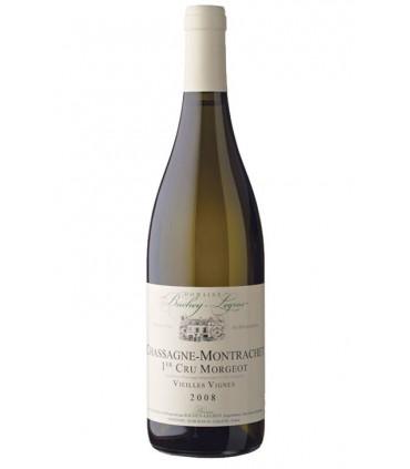 Chassagne-Montrachet  blanc 1er Cru Morgeot 2015 - Bachey-Legros