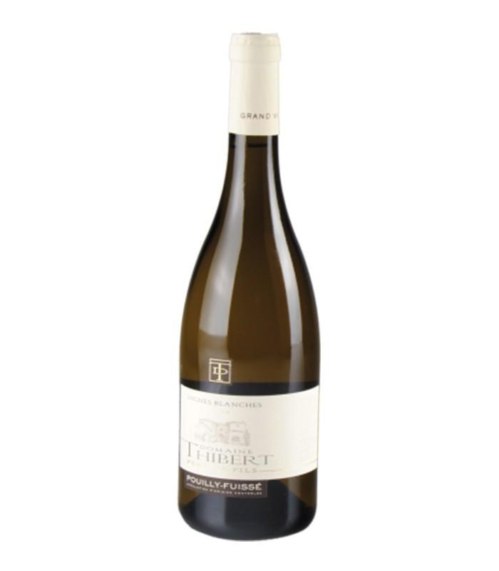 """Domaine Thibert - Pouilly Fuissé """"Vignes Blanches"""" 2012"""