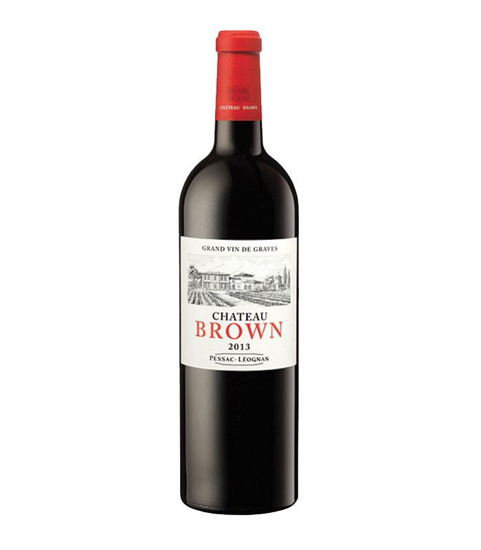 Château Brown 2016 rouge