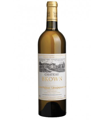 Château Brown 2016 blanc