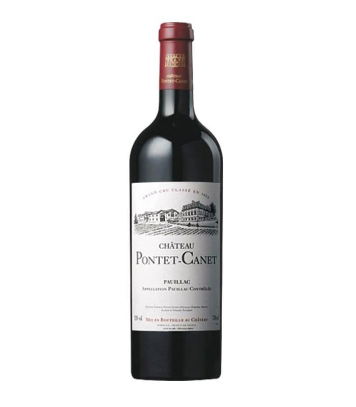 Château Pontet Canet 2016