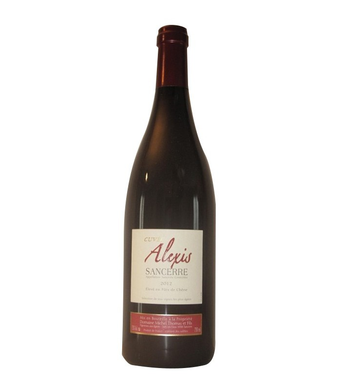 "Sancerre Rouge ""Alexis"" 2012 - Michel Thomas"