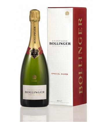 Champagne Bollinger Brut Special Cuvée sous étui