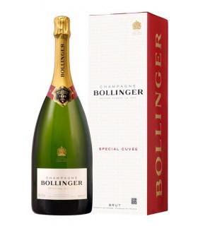 Magnum Champagne Bollinger Special Cuvée sous étui