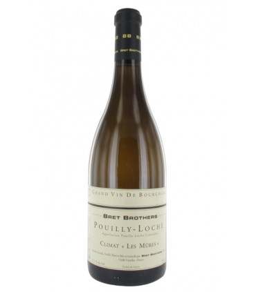 "Bret Brothers Pouilly-Loché ""Les Mures"" 2014"