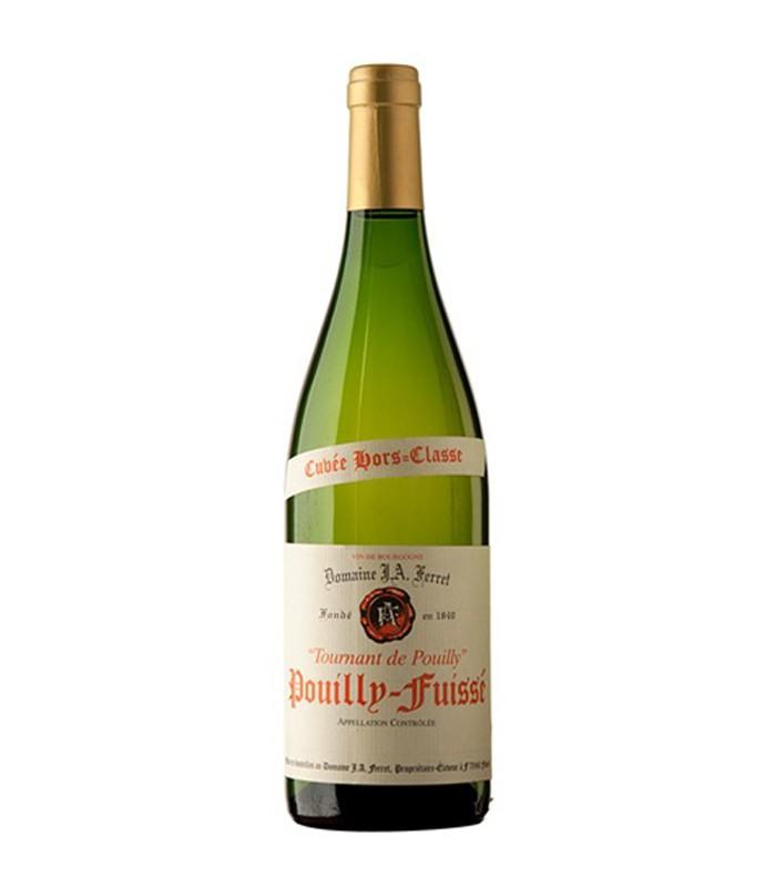 """J.A. Ferret - Pouilly-Fuissé Hors Classe """"Tournant de Pouilly"""" 2014"""