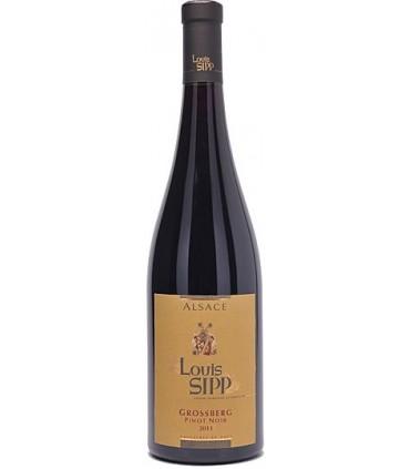 Pinot Noir Grossberg 2007 - Louis Sipp