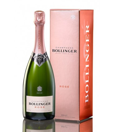 Bollinger Brut Rosé - sous étui