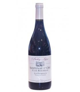 """Santenay 1er Cru Clos Rousseau """"Les Fourneaux"""" 2013 - Bachey-Legros"""