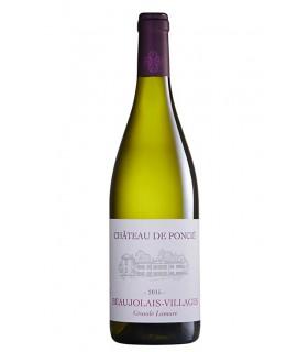 """Beaujolais Blanc """"Grande Lamure"""" 2015 - Château de Poncié - Villa Ponciago"""