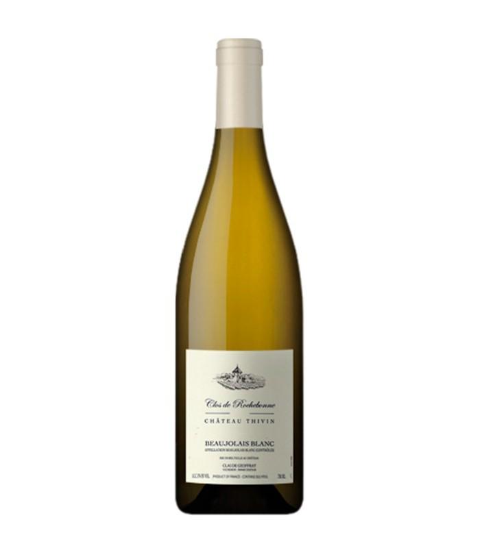 Beaujolais Blanc Clos de Rochebonne 2015 - Château Thivin