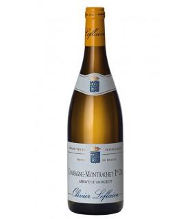 Chassagne-Montrachet 1er Cru Abbaye de Morgeot 2012 - O. Leflaive