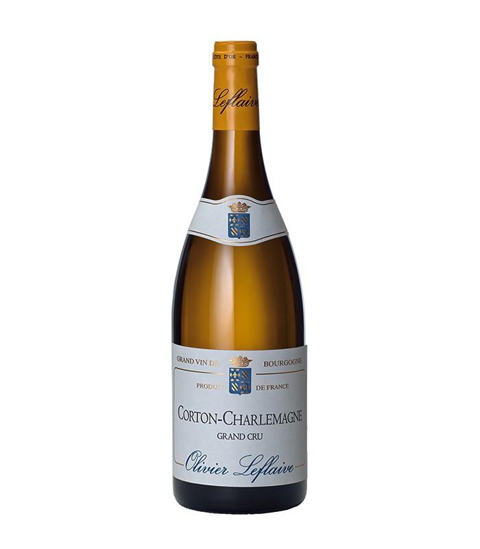 Corton Charlemagne Grand Cru 2012 - Domaine Olivier Leflaive