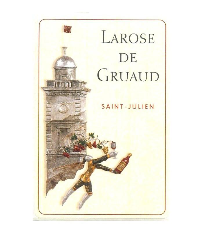 Larose de Gruaud, Saint Julien 2004