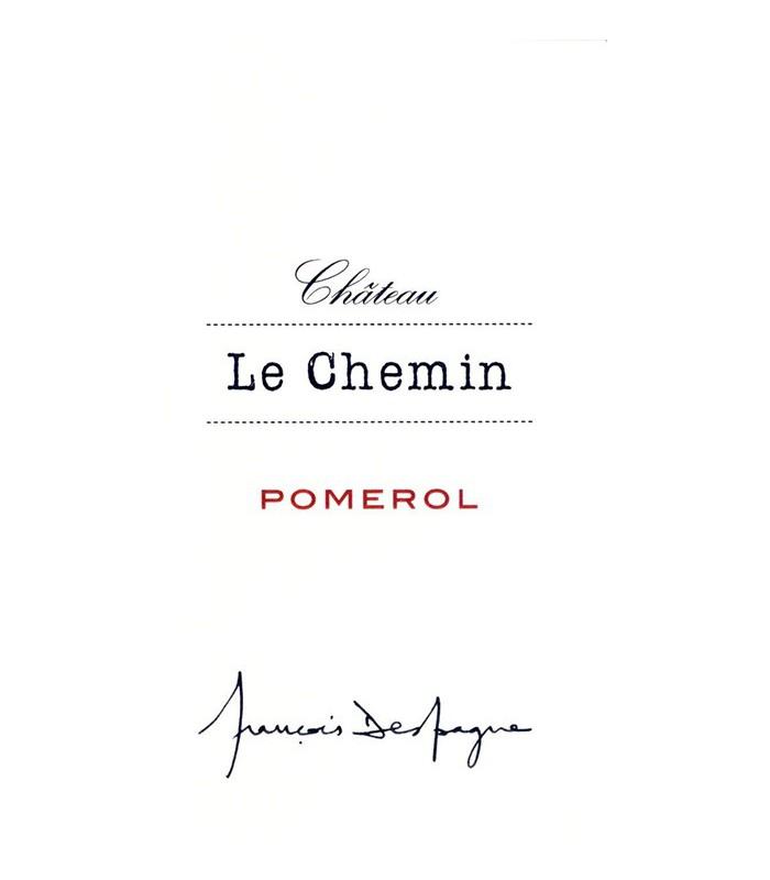 Château Le Chemin, Pomerol 2009