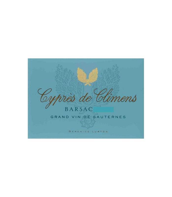 Cyprès de Climens, Barsac Sauternes 2008